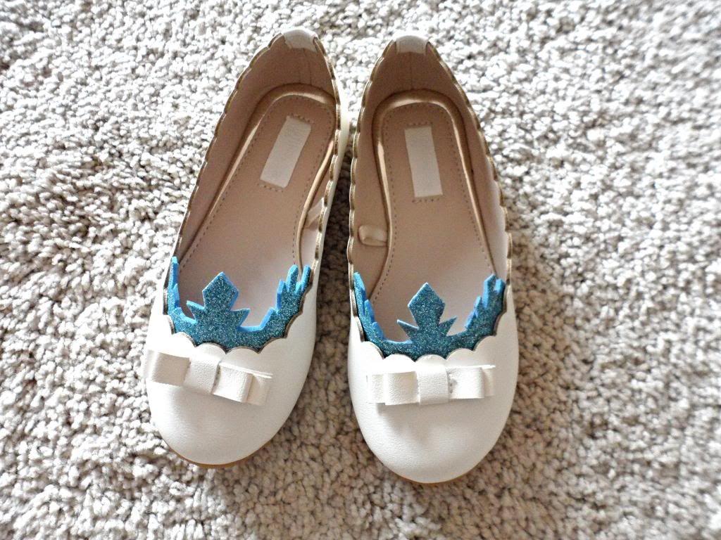 dc269aa92 Zapatos de Elsa de Frozen