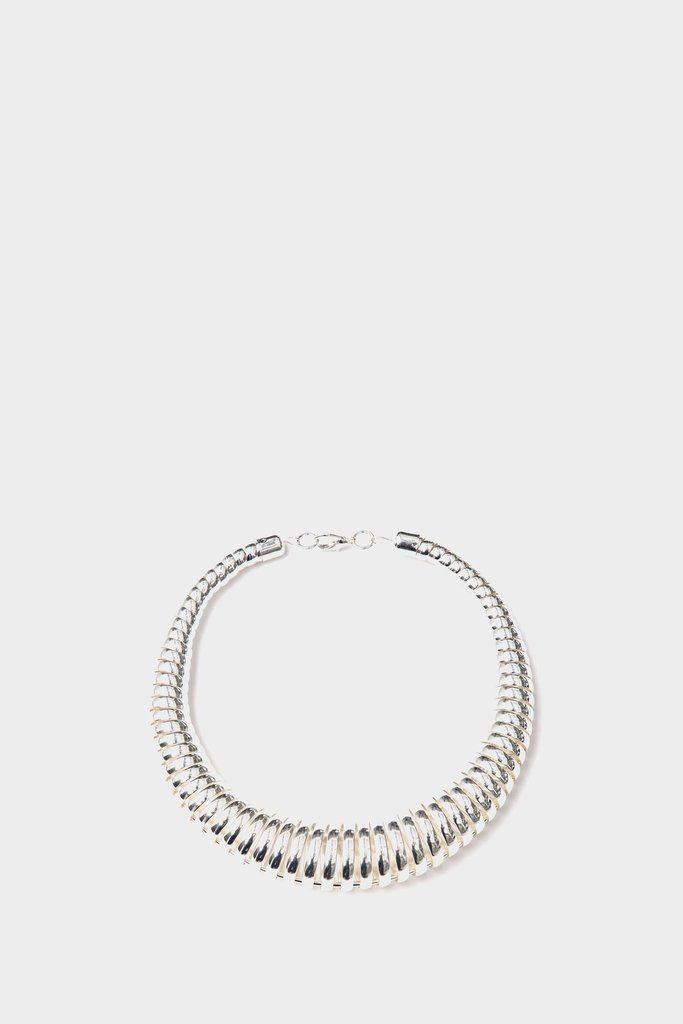 Silver Statement Necklace Jewelry Obsession Group Board