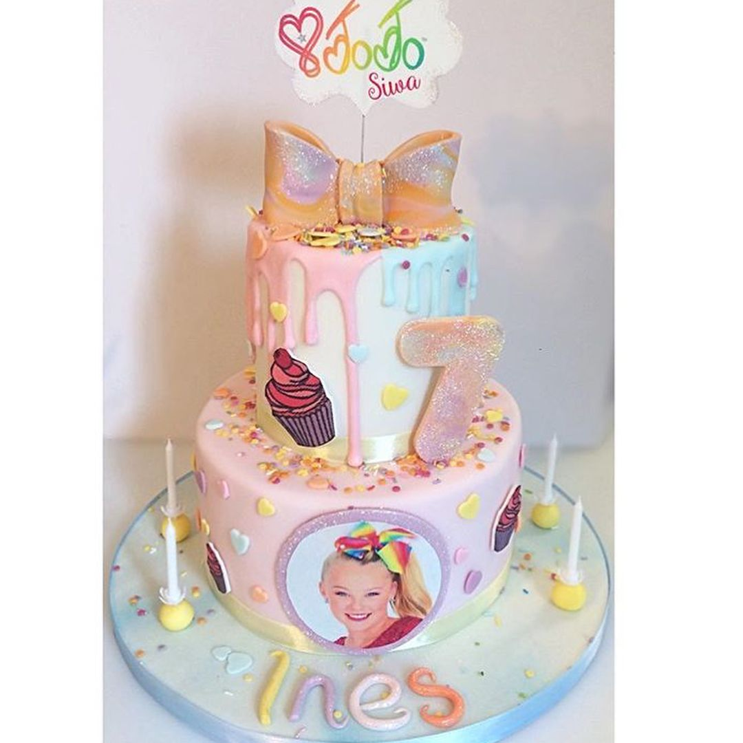 Jojo Siwa Birthday Party Ideas Jojo Siwa Birthday Cake