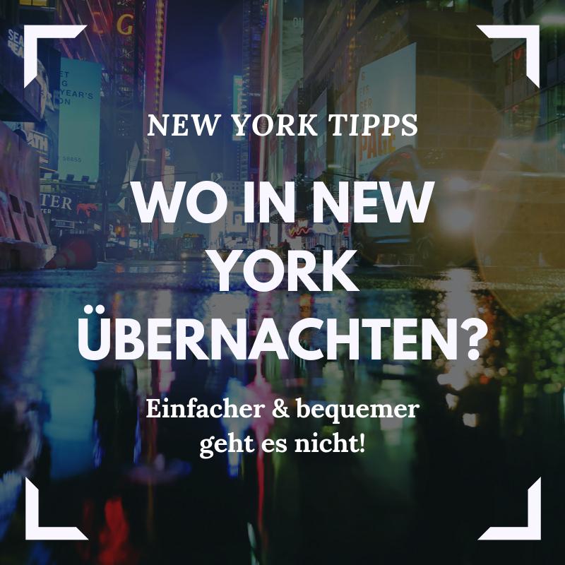 Hotelempfehlung New York Tipps für Hotels von günsitg bis