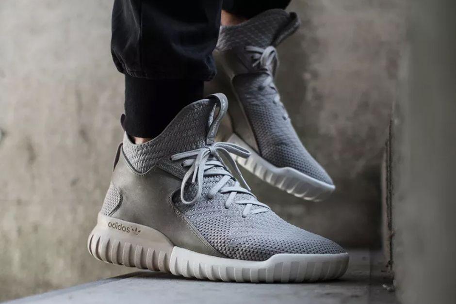 Behold The adidas Tubular X Primeknit - SneakerNews.com