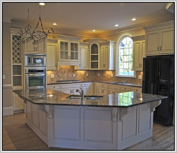 Repainting Oak Kitchen Cabinets: Home Improvements Refference Refinishing Oak Cabinets With