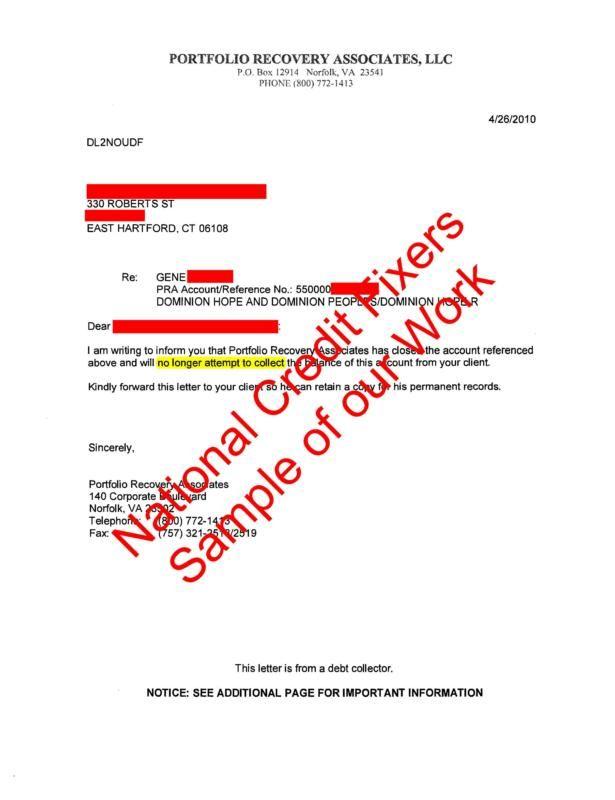 Credit Repair Deletion Letters Credit Repair SECRETS Exposed Here
