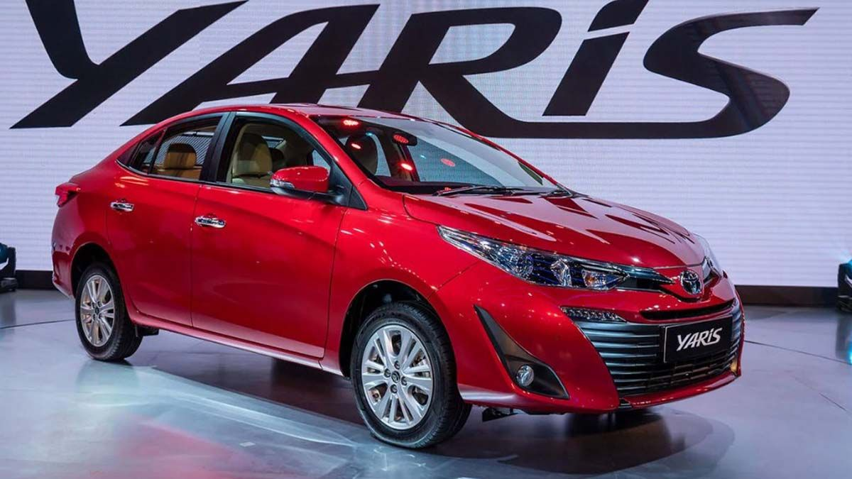 2018 Toyota Yaris launched at Rs 8.75 lakh All you need