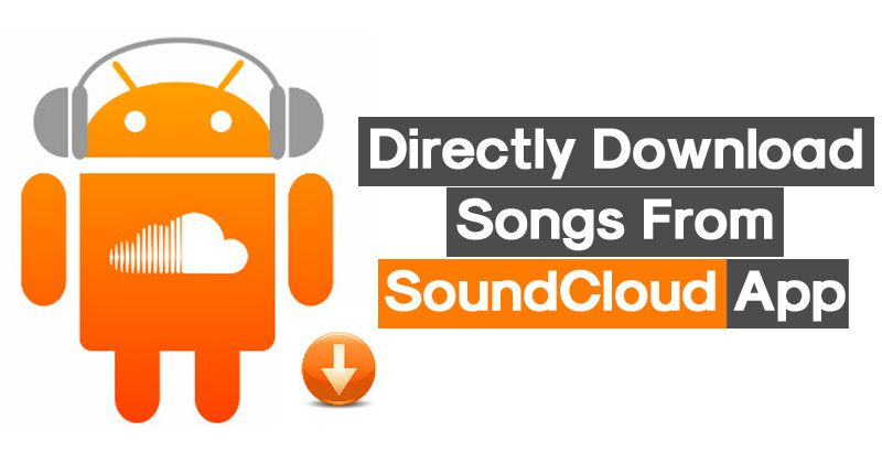 Get How To Download Songs From Soundcloud App  Background