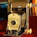 Modifying a Polaroid 150 Land Camera to accept 35mm film