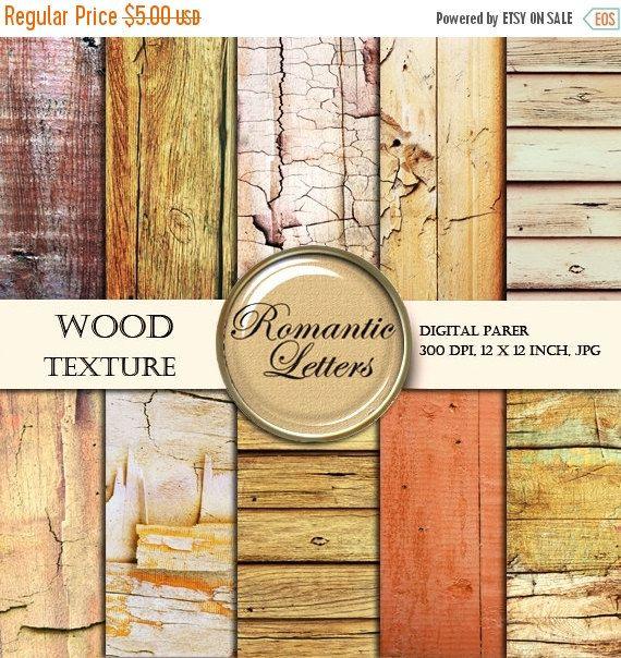 Digital paper Wood digital wood texture Backgrounds Scrapbook Paper vintage wood textured digital photo backdrop digital old light wood #woodtexturebackground
