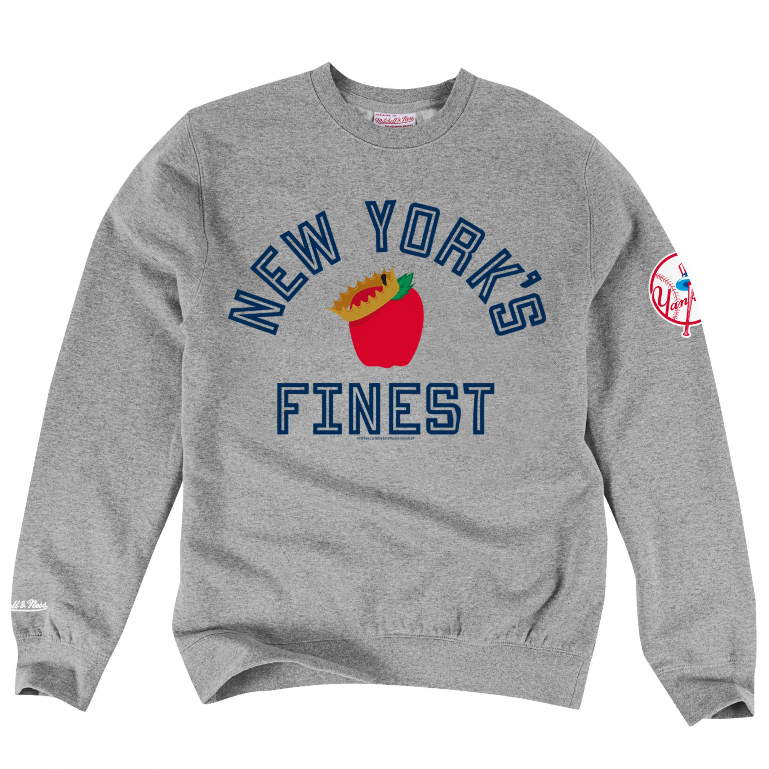info for 1ddc7 934ce New York's Finest Crew New York Yankees Mitchell & Ness ...