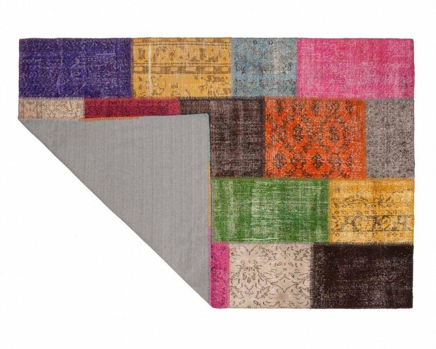 various colours combination carpet