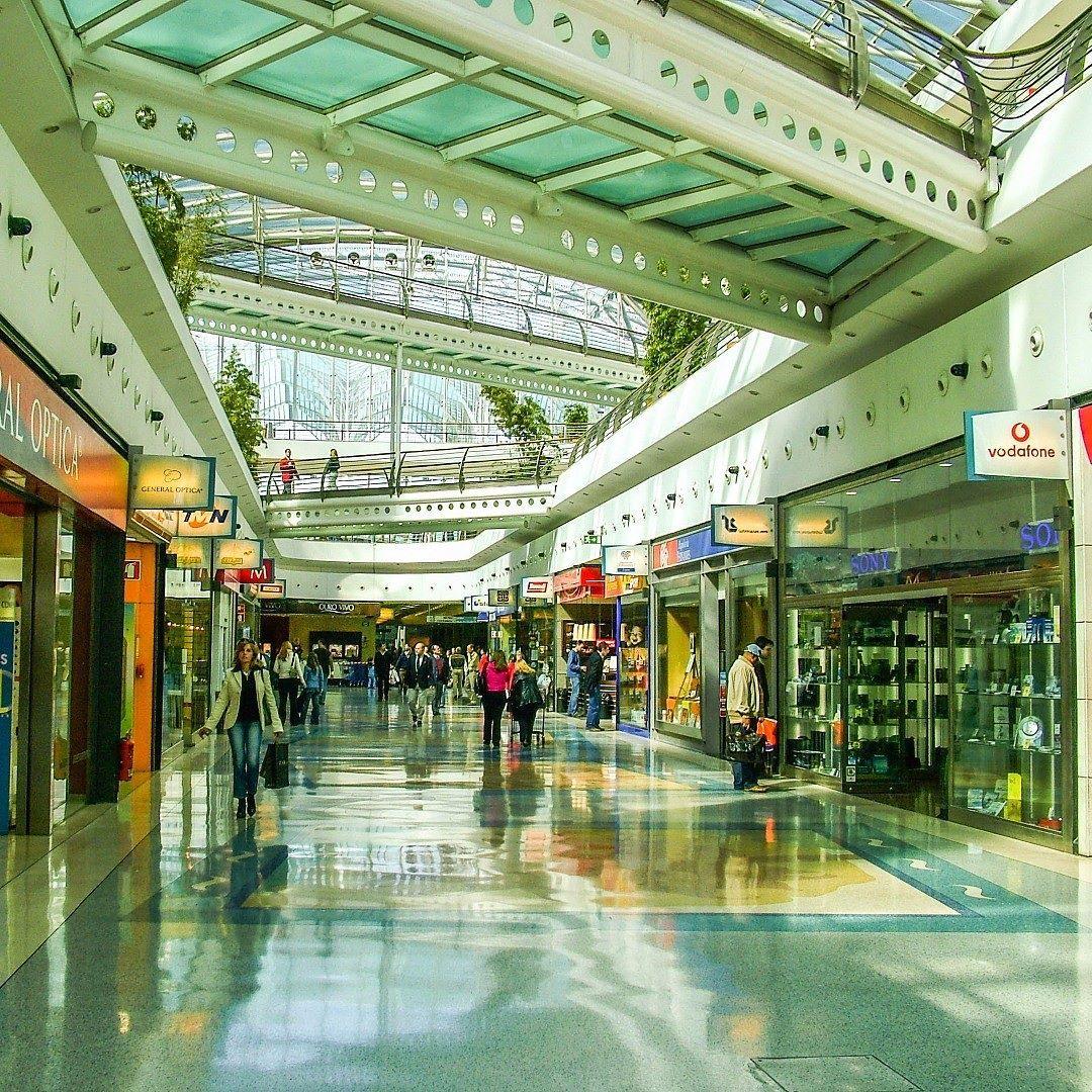 Vasco Da Gama Shopping Center Lisbon Portugal One Of The Main Shopping Centers In Lisbon Is The Vasco Da Architectural Inspiration Glass Floor Vasco Da Gama