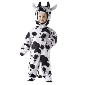 farm animal costumes for kids chicken costumescow costumeshalloween costume - Baby Cow Costume Halloween