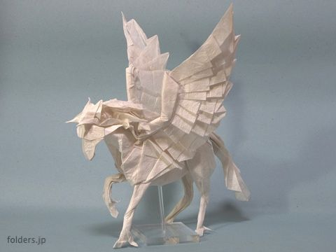 Pegasus B30 Origami Pinterest Pegasus Origami And Craft