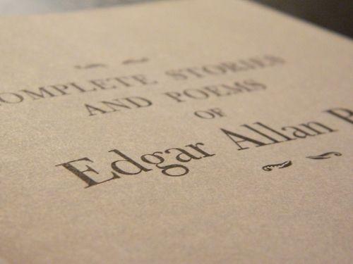 Los Cuentos Y Poemas De Edgar Allan Poe Historia De Terror