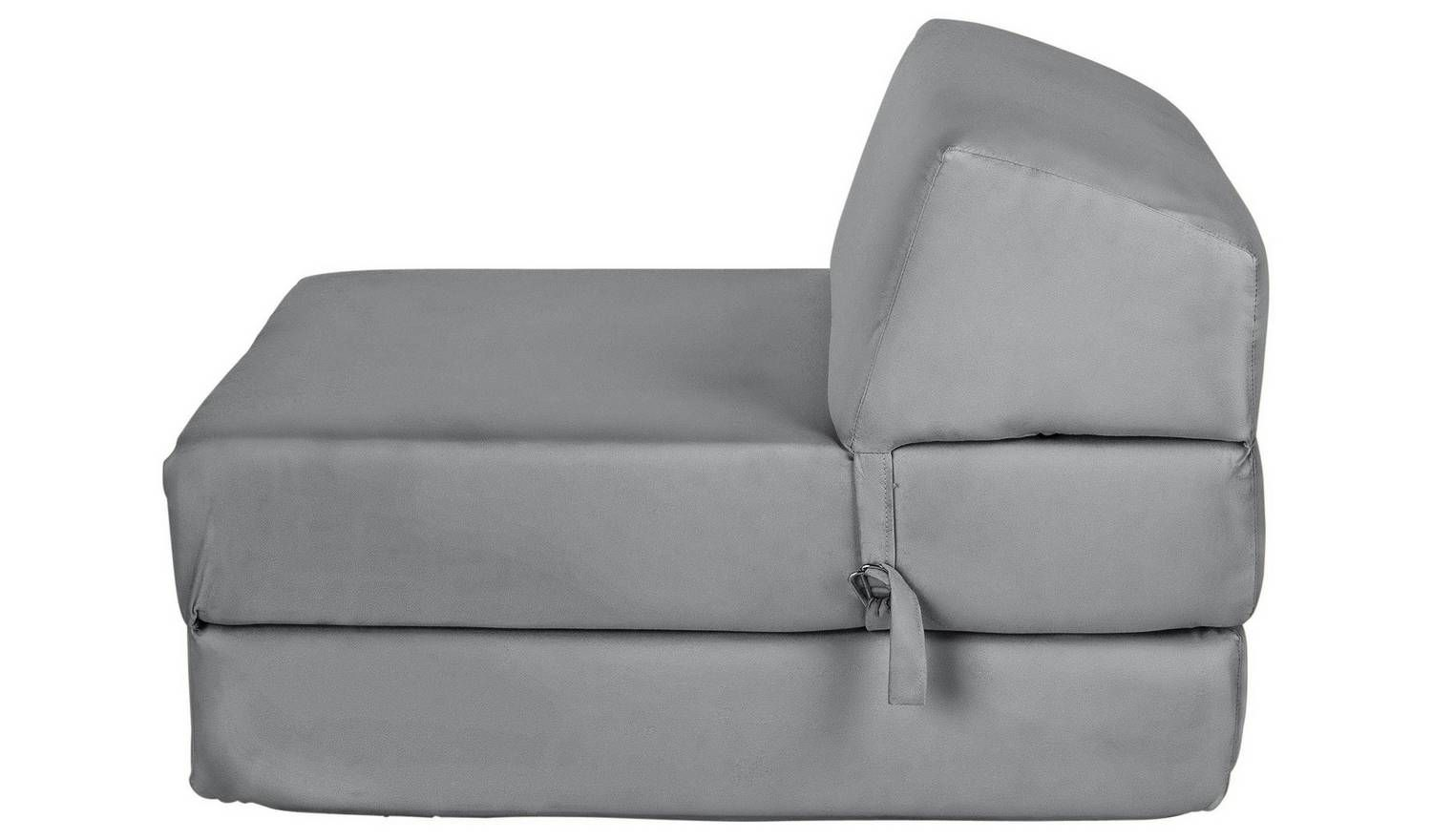 Buy Argos Home Single Cotton Chair Bed Flint Grey Sofa Beds Argos Grey Sofa Bed Argos Home Chair Bed