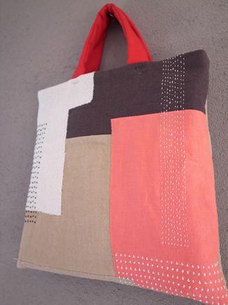 patchwork tote bag sewing projects pinterest beutel n hen und diy tasche. Black Bedroom Furniture Sets. Home Design Ideas