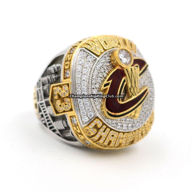 Cleveland Cavaliers 2016 NBA World Championship Ring ...