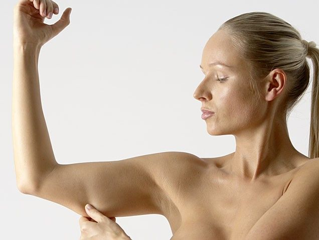 how to lose weight in arms and shoulders