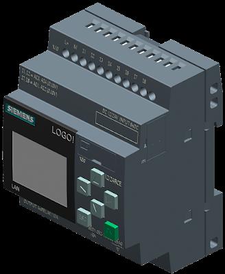 Programación LOGO de Siemens Funciones Básicas