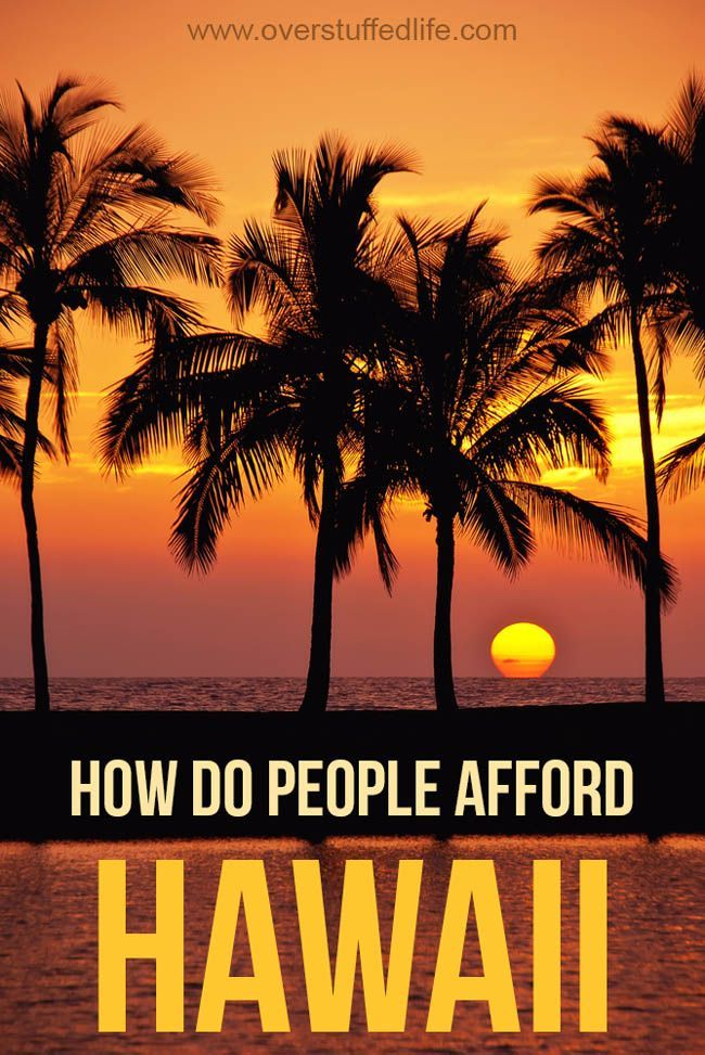 How To Vacation In Hawaii On A Budget