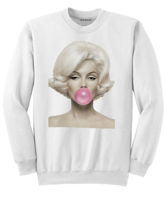 Hey, I found this really awesome Etsy listing at https://www.etsy.com/listing/205774354/bad-beyhavior-unbothered-marilyn-monroe