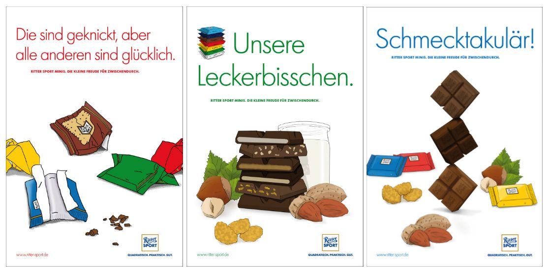 Ritter Sport Marketing