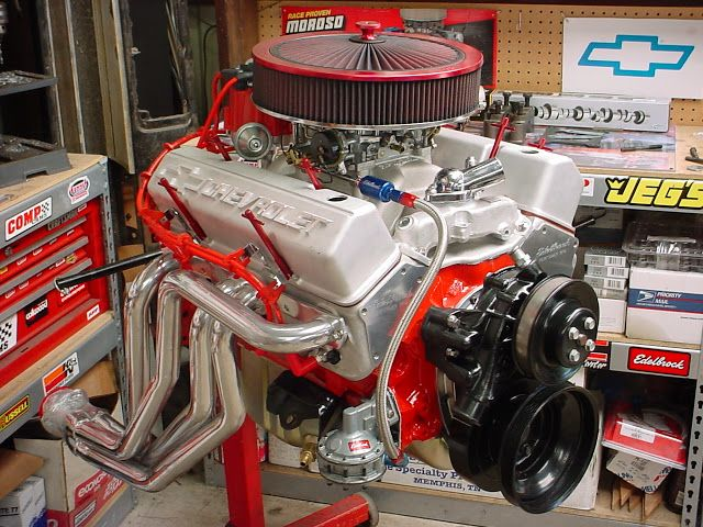 Chevy small block | Engines and related | Chevy motors