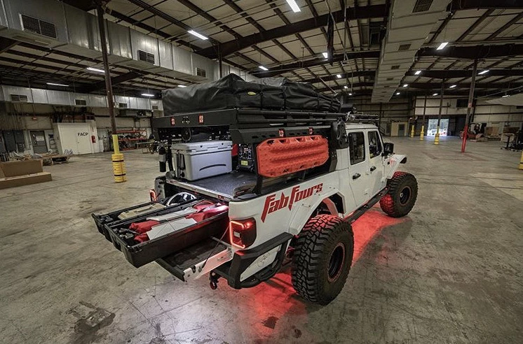 THE SEMA CHRONICLES 2019 BEST PICKUP TRUCK ACCESSORIES
