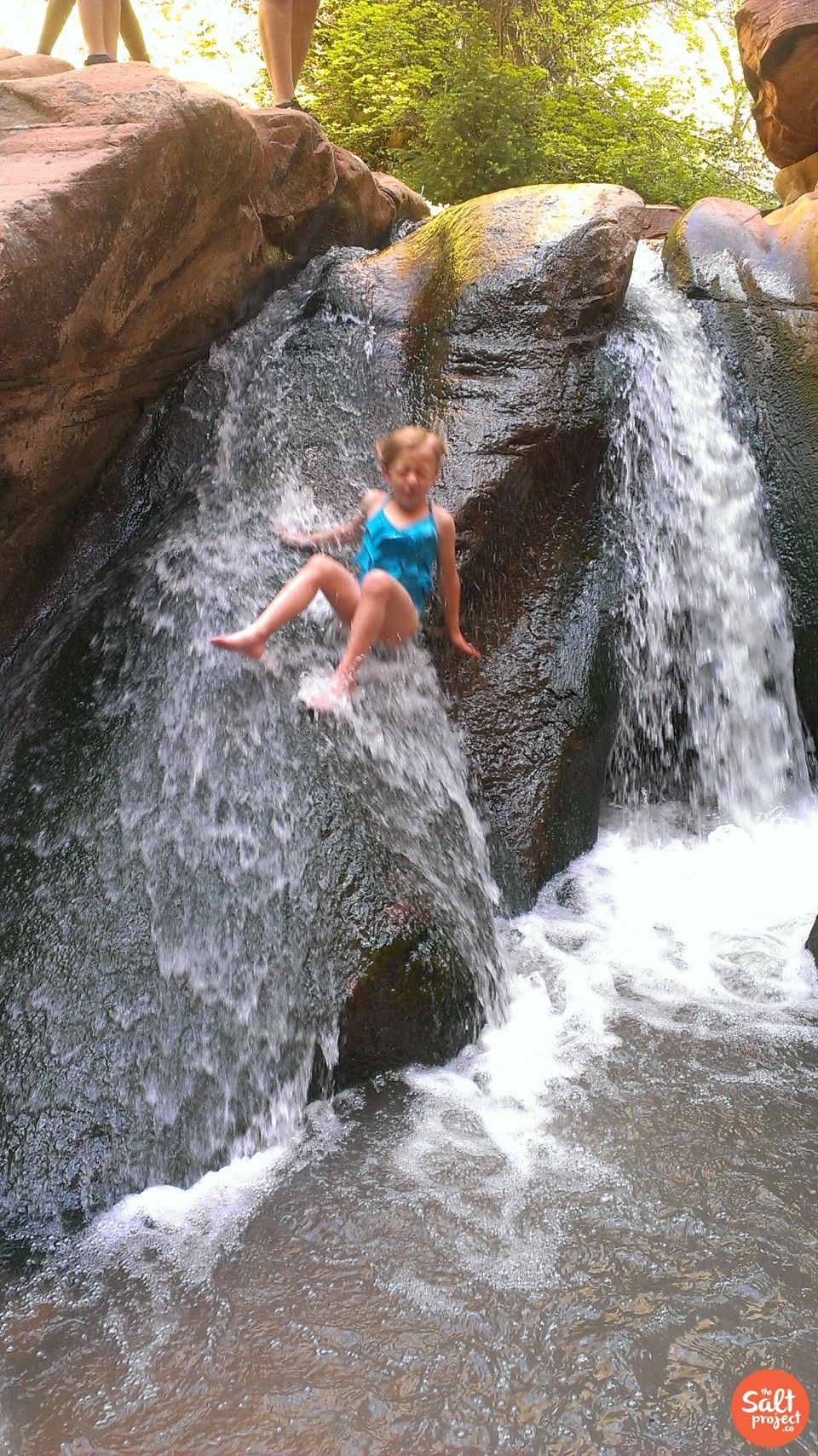 Kanarraville Falls | Adventurin' | Hiking | The Salt Project | Things to do in Utah with kids