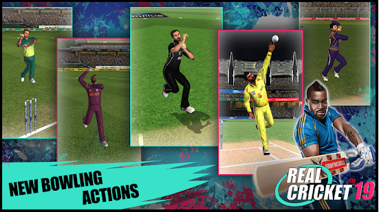 Real Cricket 19 Apk Mod Unlimited Money Android Free Cheats Gamecheats Gamehack Apkmod Modapk Fun Sports Cricket Games World Cricket