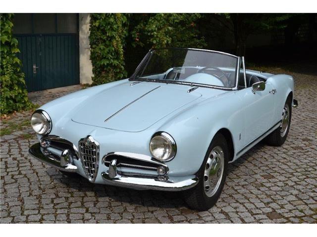 Alfa Romeo Giulietta Spider Alfaromeogiulietta Alfa Romeo Classic