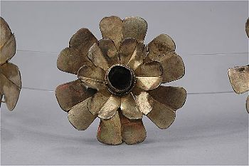 fiore di coroncina Museo Historiska