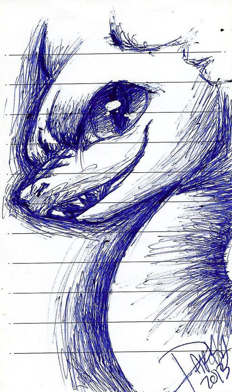 Pen Doodle Art   Art Design Gallery