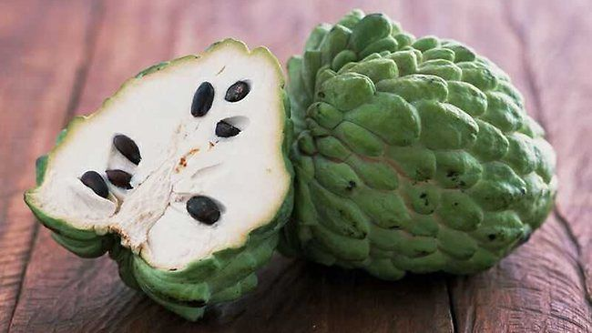 Custard Apple | South America | Pinterest | Sweet, The o'jays and Of