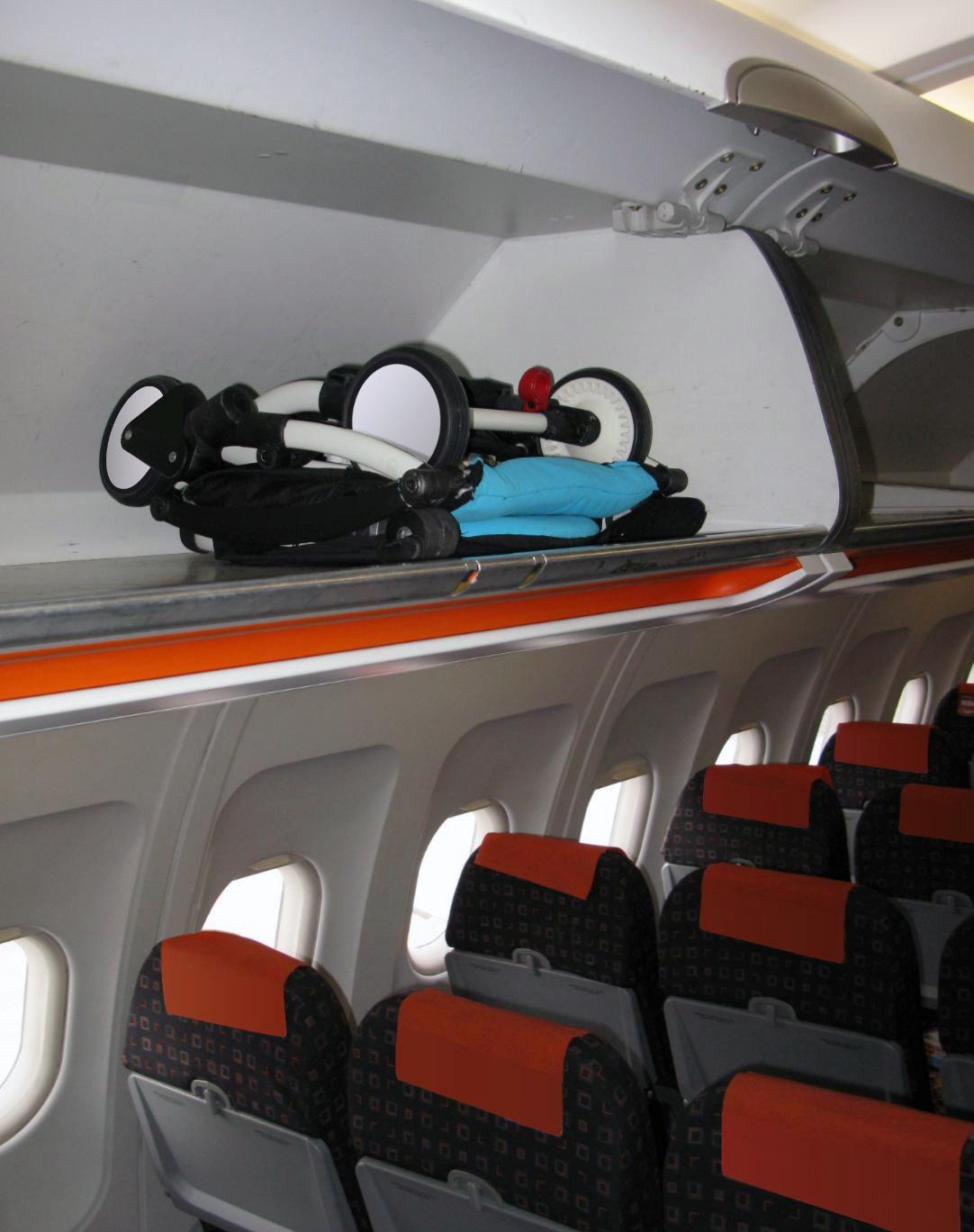 poussette yoyo avion