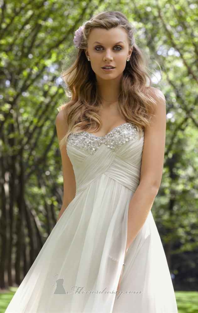 Gorgeous White Ivory Evening Prom Gown Wedding Bridal Maternity Dress Pregnancy | eBay