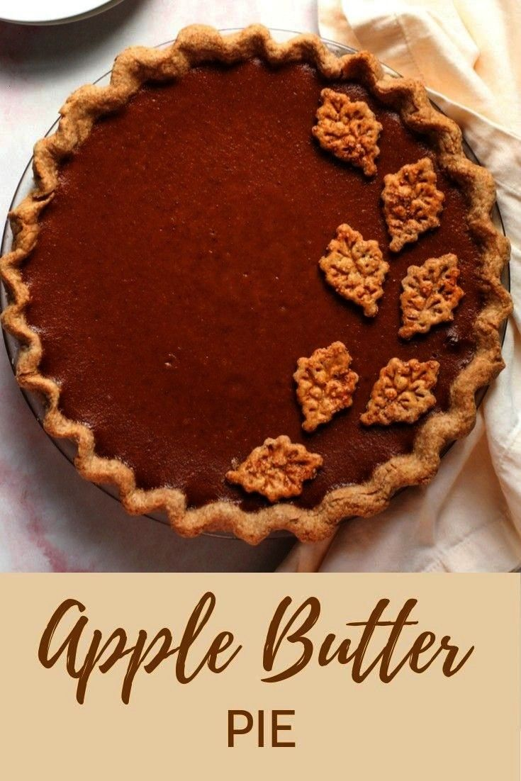 Pie is a unique twist on a classic flavor for fall pies. Its ... - baked goodness -This Apple