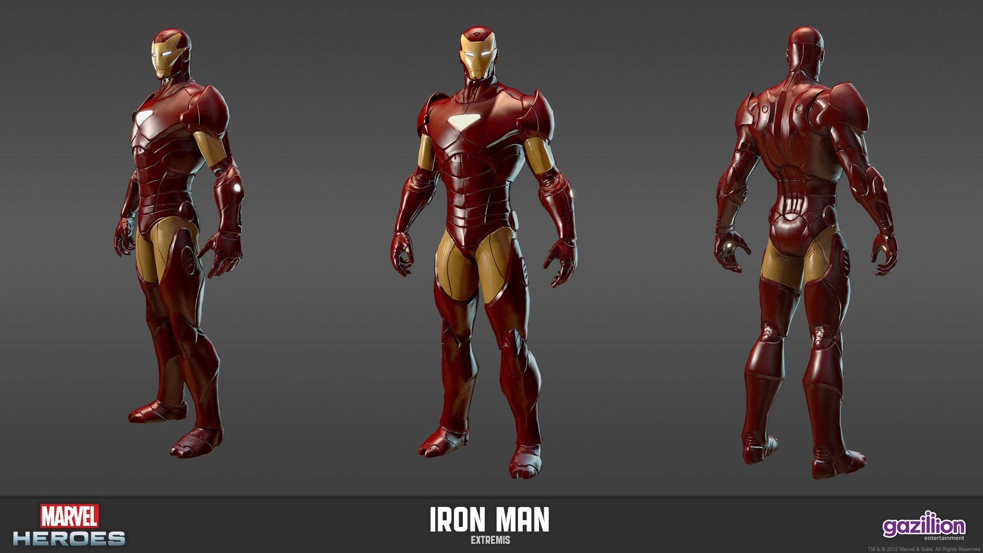 Marvel Heroes Iron Man Extremis Marvel Heroes Iron Man Marvel Heroes Game