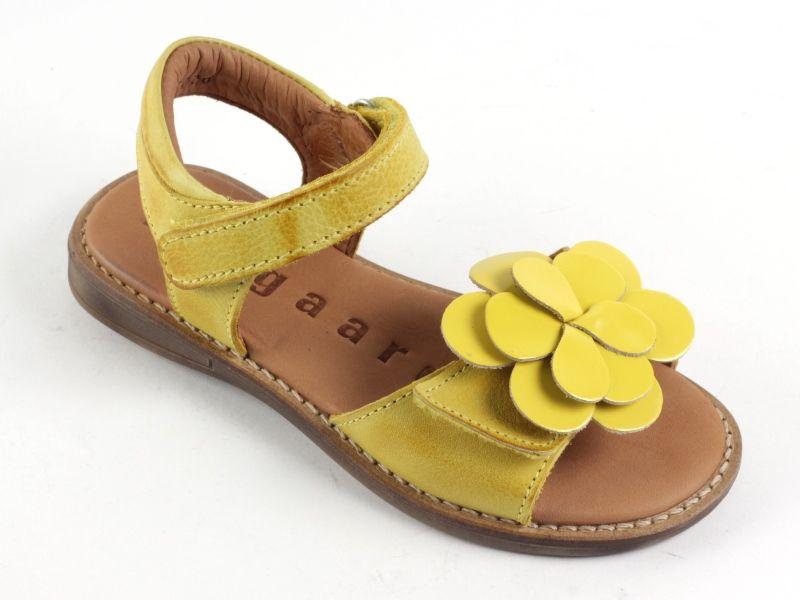 Zapatos dorados Bisgaard infantiles yN8XxRoW