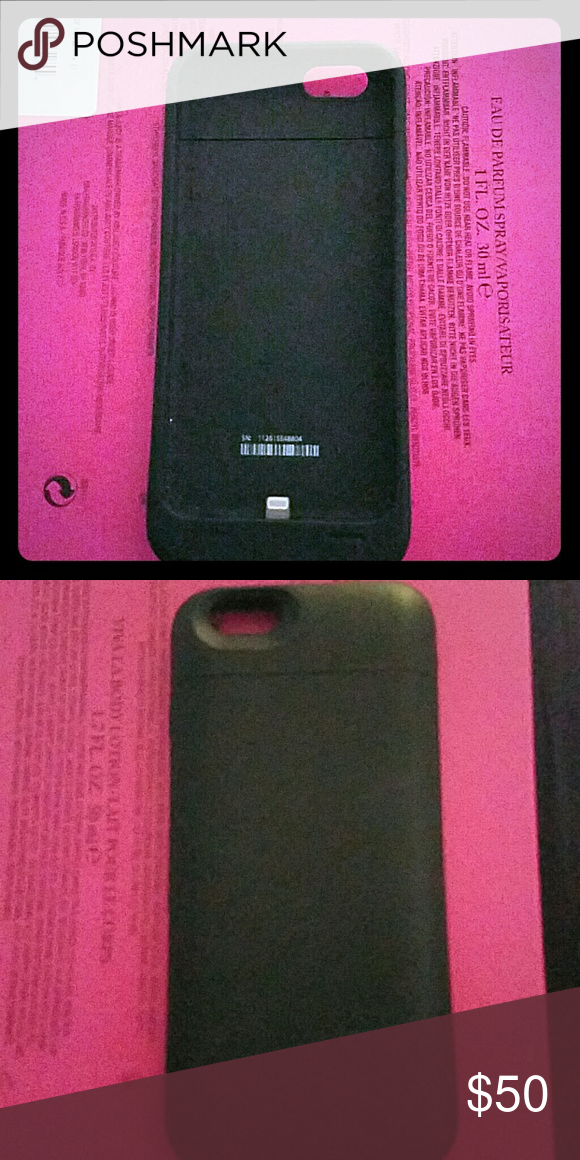 IPHONE 6S Mophie Charging Case Brand new!! Only used twice! I am selling this because I decided to switch to an android device so I could no longer use this case. Works great in new condition:) morphie Accessories Phone Cases