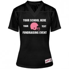 They say sometimes humor is the best medicine. Customize a t-shirt to show your support for those with Breast Cancer.