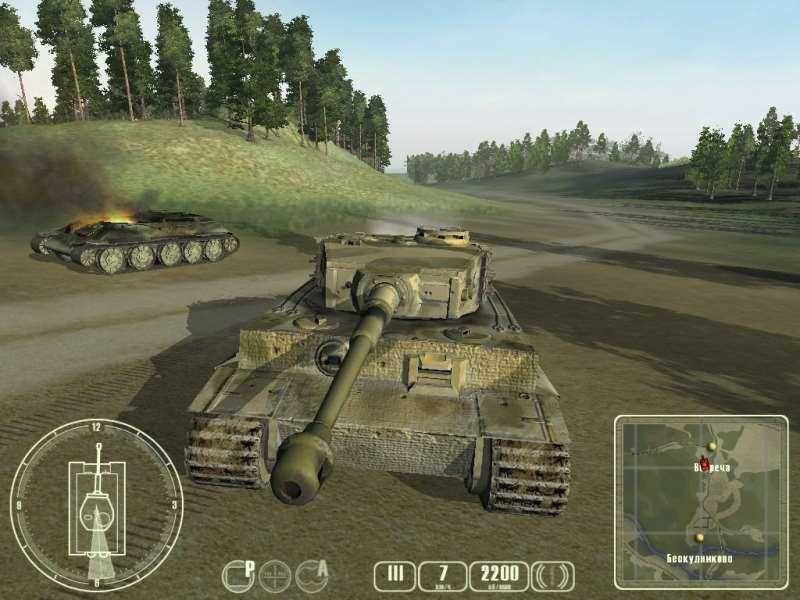 Игра симулятор танк скачать бесплатно через торрент