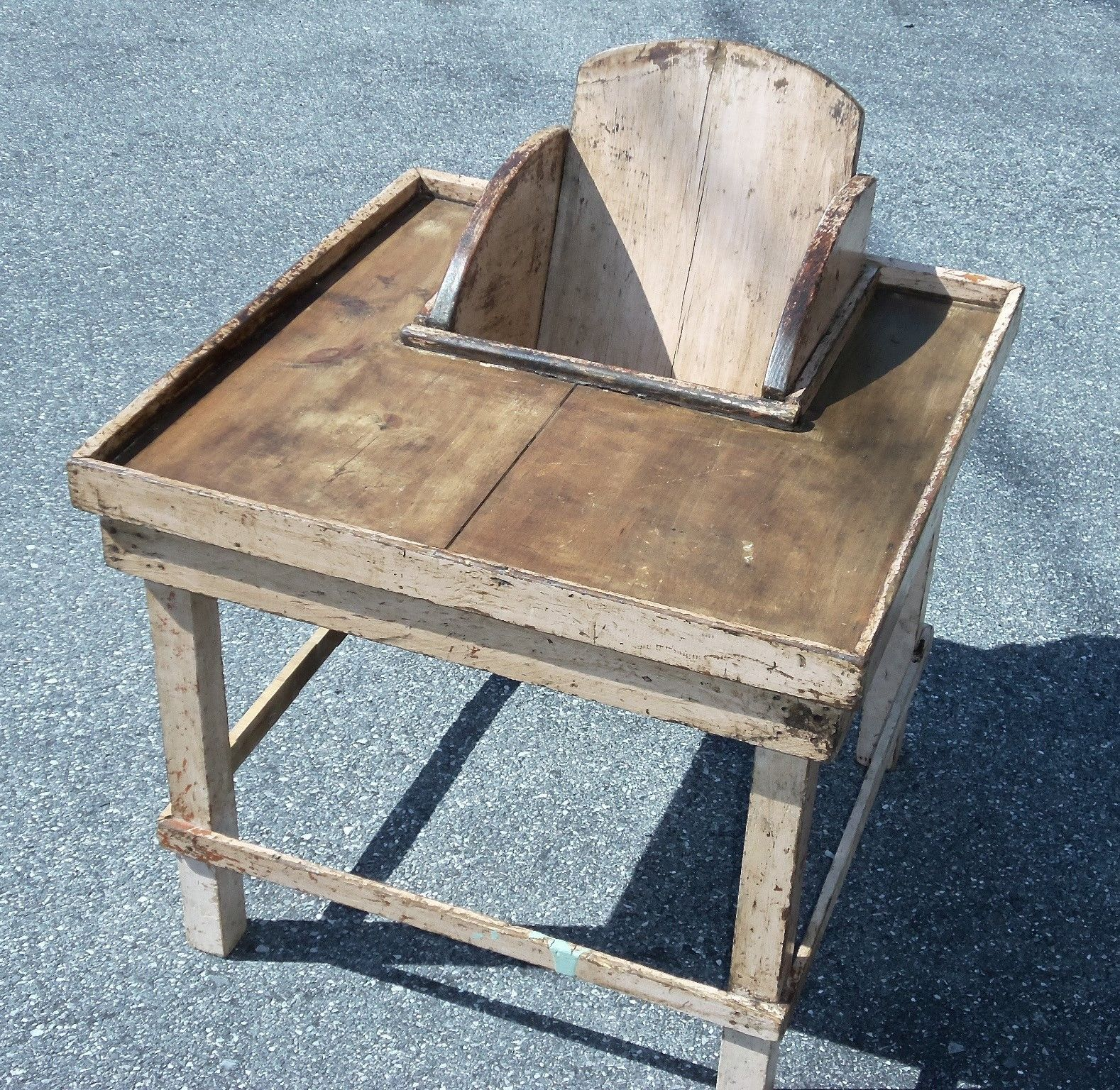 Baby Play Chair Details About Old Antique Rustic Country Child 39s Baby