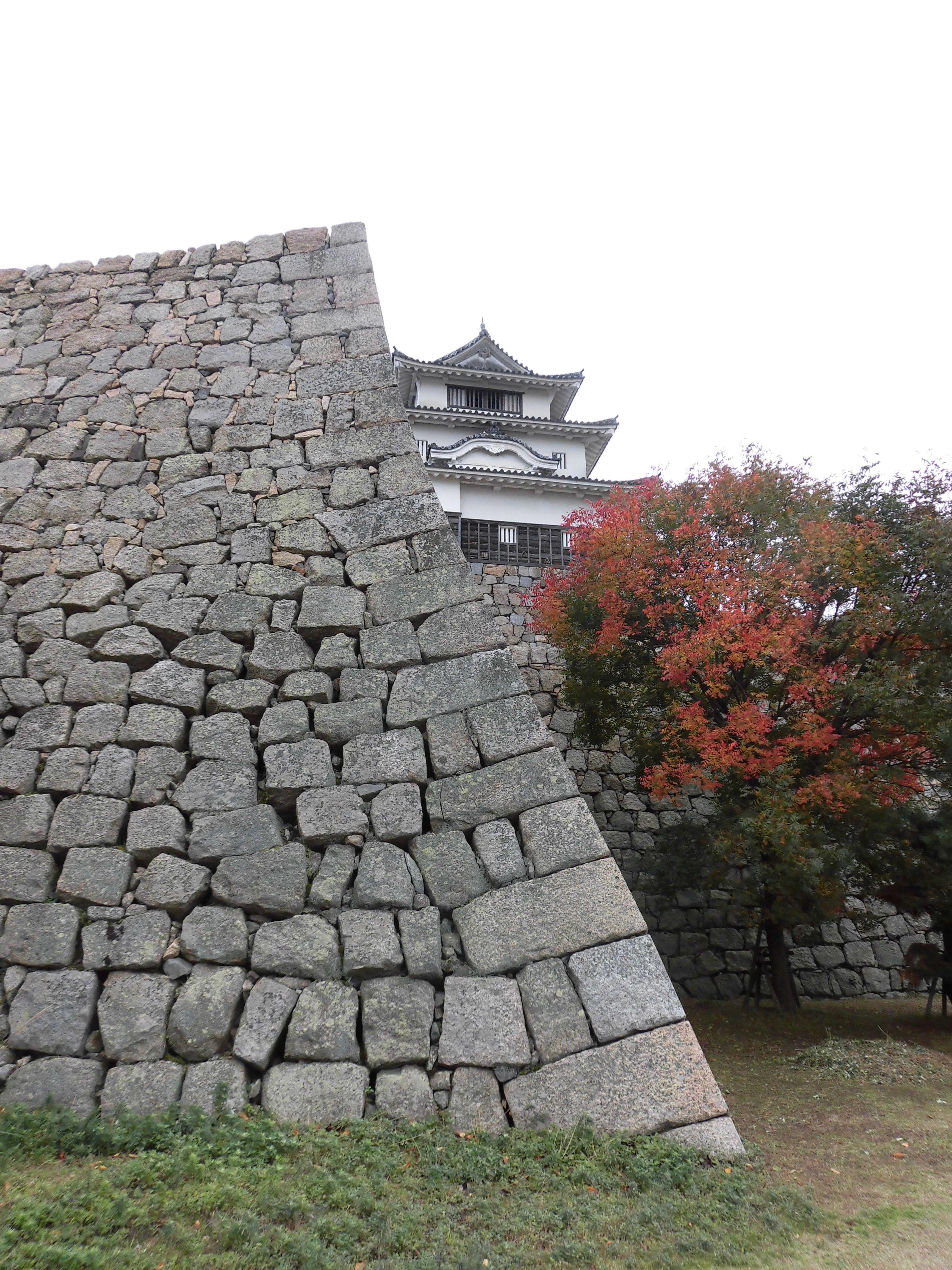 丸亀城 2015.11.19