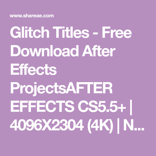 After Effects Cs5 download free. full