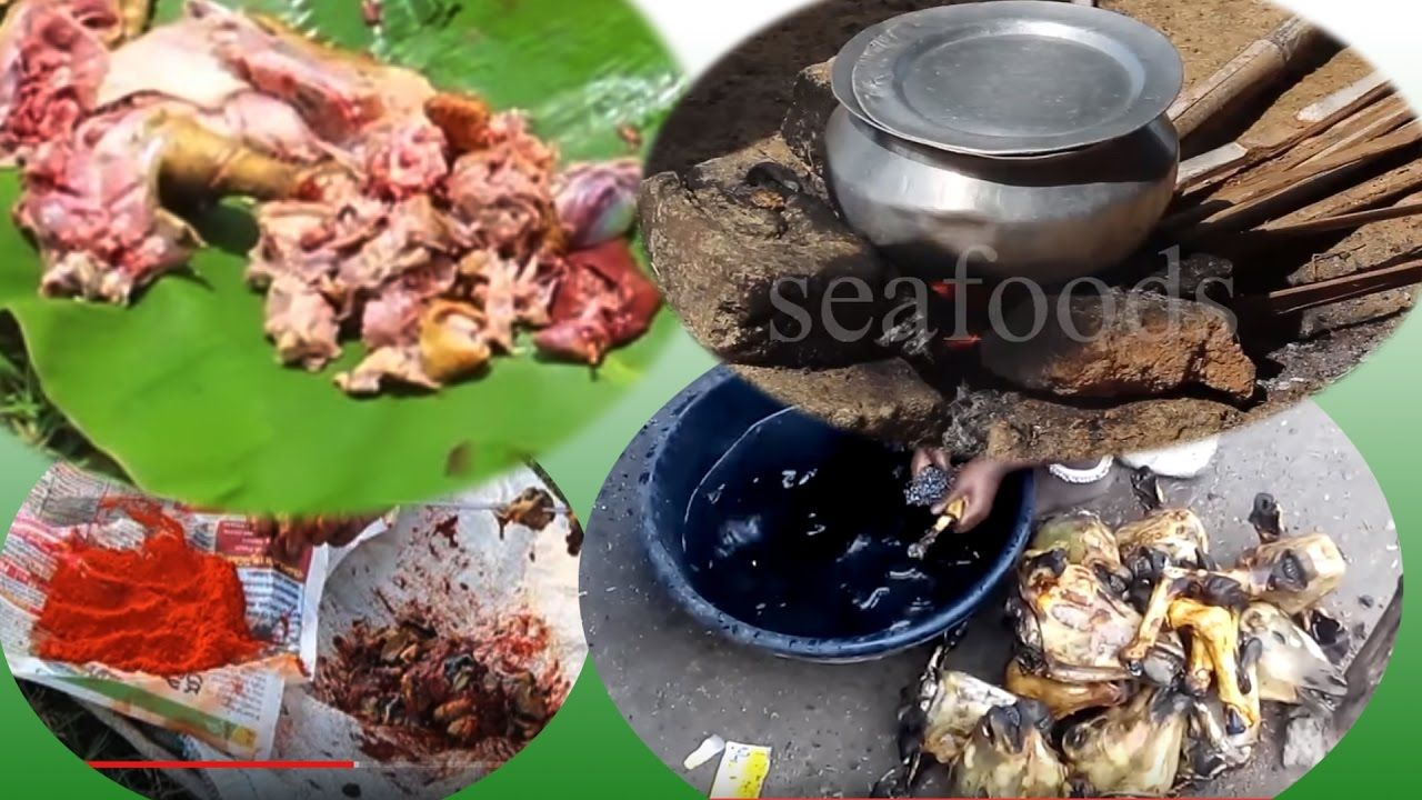 Spicy Chicken natural recipes fish hunting lamb head cutting
