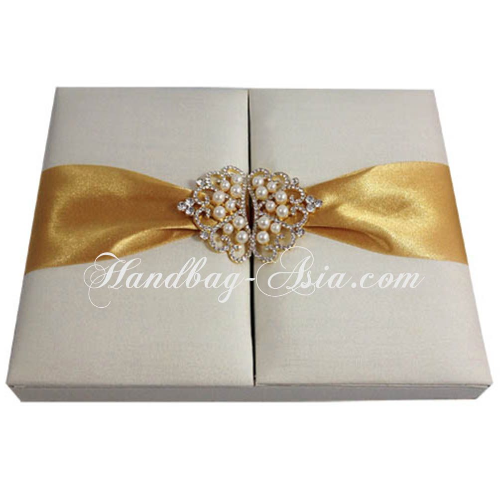 Luxury Invitations In A Box | Invitation design, Wedding card and ...
