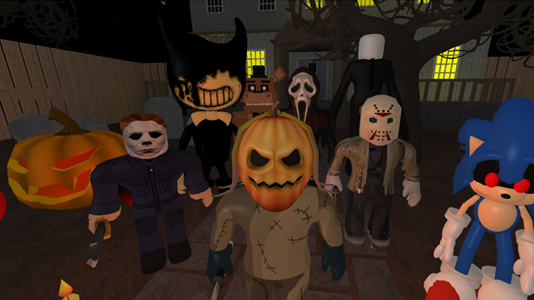 [HALLOWEEN] The Scary Elevator! , Roblox