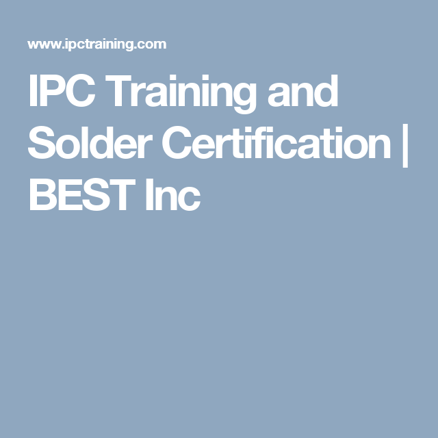 BEST has trained thousands of industry experts in the nearly