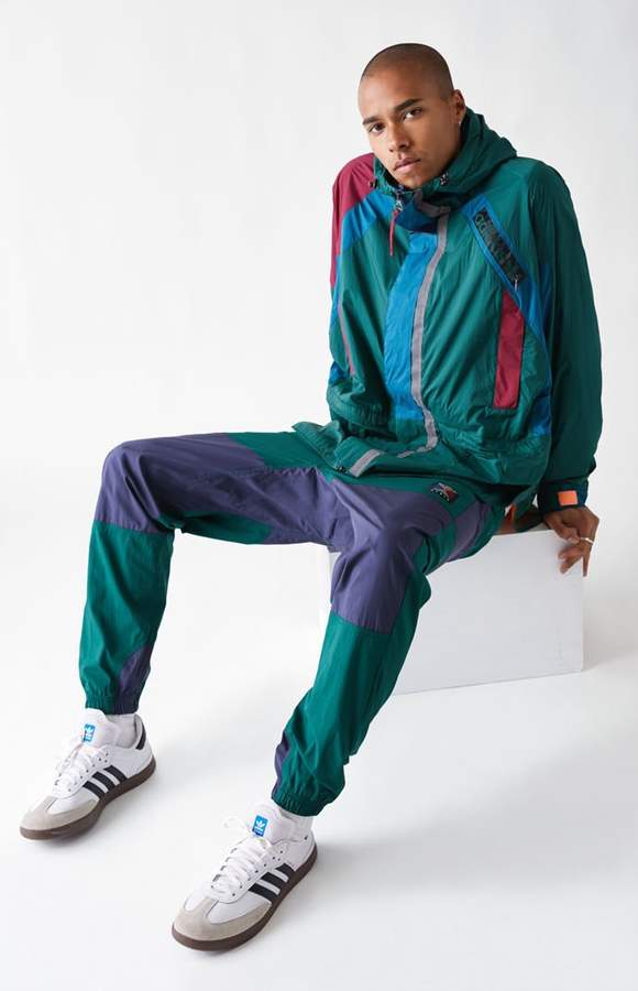 Adidas Atric Colorblock Pants Colorblock Pants Pants Color