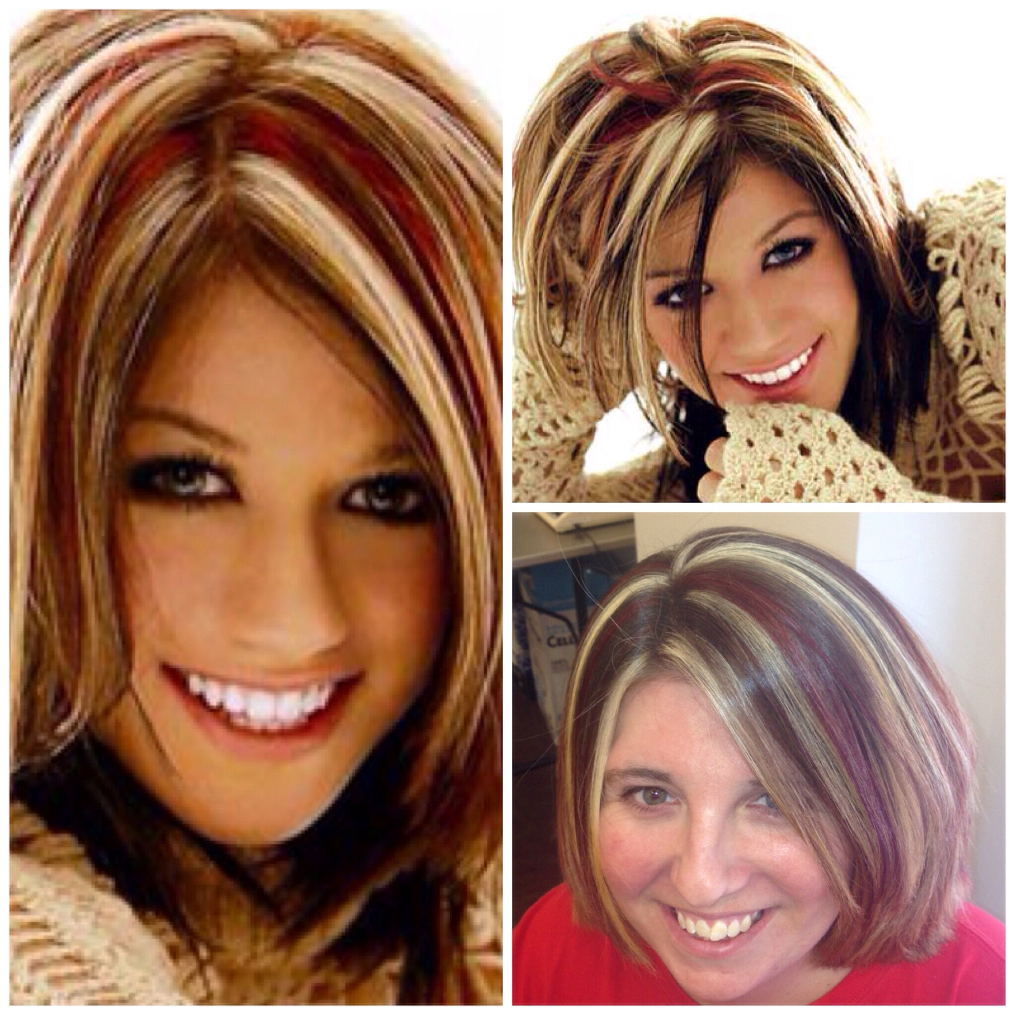 Kelly clarkson highlights u lowlights hair pinterest hair